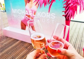 Smart Eventi organised the event for their loyal customer Estée Lauder to launch the new summer fragrance by Michael Kors.