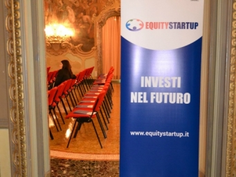 Smart Eventi organized the Ascomfidi's new platform presentation in a historical residence, Palazzo Visconti