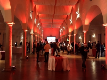 We organised Hilti Christmas Event at Leonardo da Vinci's Science and Technology Museum.