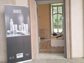Smart Eventi found the perfect venue to host a press day for Bakel