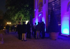 We organised a Gala dinner for the roman branch of Techedge