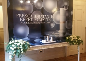 We organised a press morning for La Mer