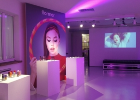 We organised a press day for Stanhome dedicated to journalists and blogger to launch the new Flormar make-up collection.