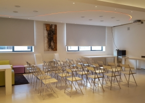 Smart Eventi found a suitable location and an excellent catering for the event.