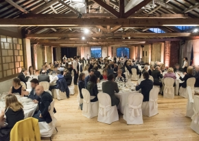 We organized the annual dinner of the Order of Pharmacists of Milan, Lodi and MB.