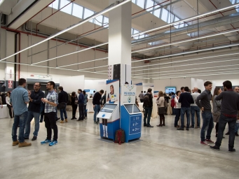 We organise for Decathlon a fair dedicated to compare new ideas and projects.