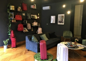 Smart Eventi, in collaboration with the communication agency Pambianco, organized a press day to launch the new collection by Samsonite.