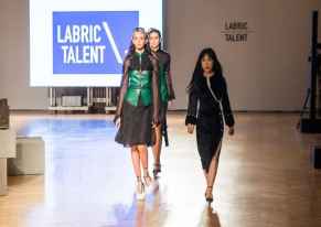 Smart Eventi organized a fashion show for LaBric Studio during September Fashion Week.