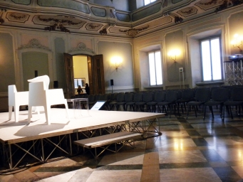 National meeting IDC host in Palazzo Clerici
