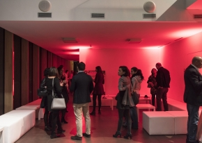 We organised Mediacom Christmas party at a modern and design location.