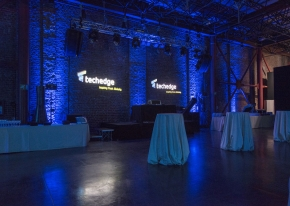 We designed this Kick off meeting for Techedge in Milan and Rome, taking care of finding an appropriate location, suitable to the event's message. We cured the catering with buffet of welcome drinks and finger food, and cured the evening with dj set, las