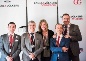 We organised the international convention of our loyal customer Engel & Völkers.