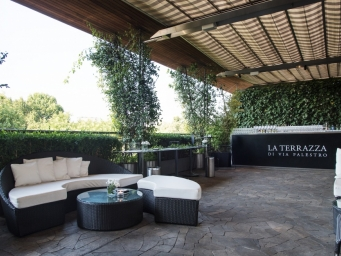 Edra Spa chooses Smart Eventi to organise its biannual meeting followed by dinner buffet and dj set.