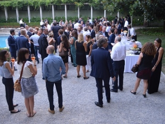 Summer Party organised by Smart Eventi for Deloitte