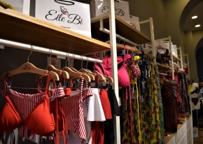 Smart Eventi committed in finding a suitable location to host a pop-up store for Elle Bi brand.