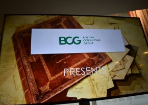 We've organized an original team building treasure hunt for Boston Consulting.