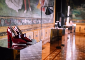 Smart Eventi organised the presentation of the new shoes collection by Giordano Torresi.