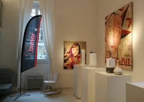 "We've organized a press day to launch the new products from the ""Smart Home Collection"" by Bimar."