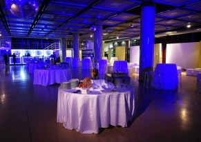 Smart Eventi organized an evening party for Symposia Congressi at the end of a medical convention.
