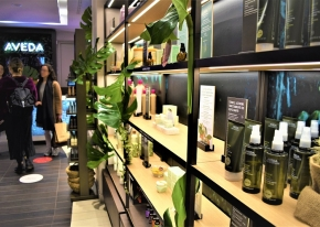 Smart Eventi organized a Press day in Aveda's store