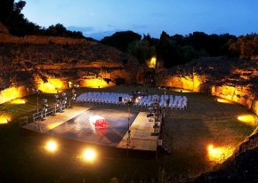The organisation of the Roman Theatre International Festival in Volterra asked us a support in the realisation of the event.